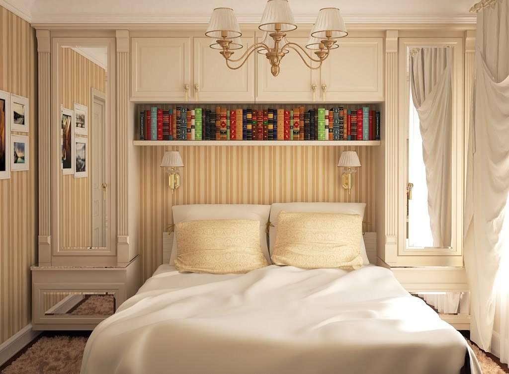 Создаем оригинальный дизайн спальни 9 квадратных метров: практичные советы и рекомендации