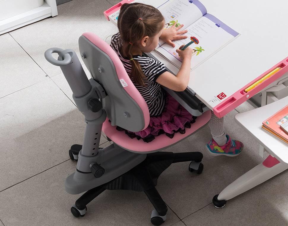 Детские стулья для школьников: какой выбрать — разновидности