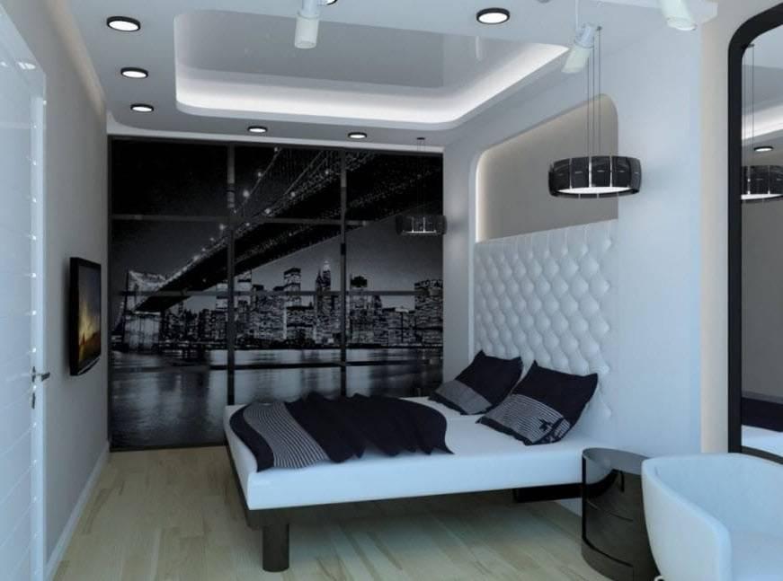 Дизайн маленькой спальни в хрущевке: модернизируем старину