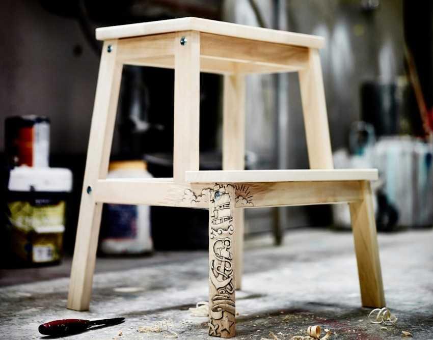 Как сделать стул: схемы, чертежи, макеты и рекомендации как сделать стул своими руками (105 фото и видео)