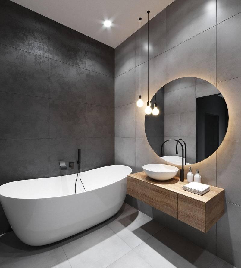Дизайн ванной 2020 года - 85 фото лучших дизайнерских идей