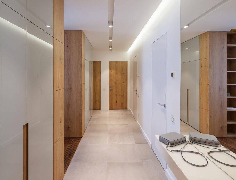 Выбираем дизайн прихожей и коридора