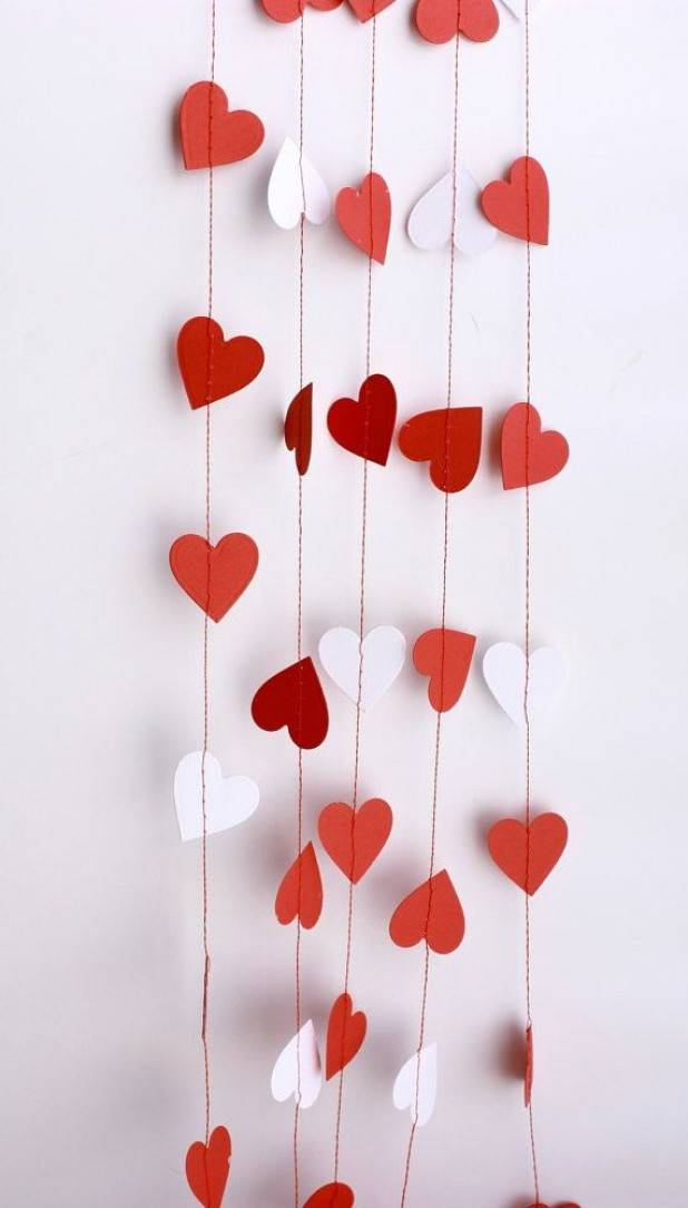 Идеи на день святого валентина: декор романтического вечера