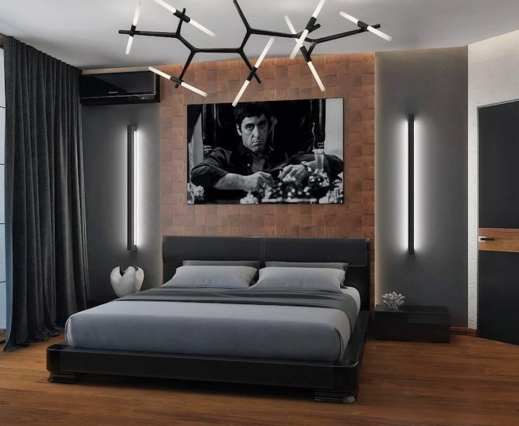 Спальня минимализм: 90 фото лаконичных идей и лучших сочетаний в актуальном формате