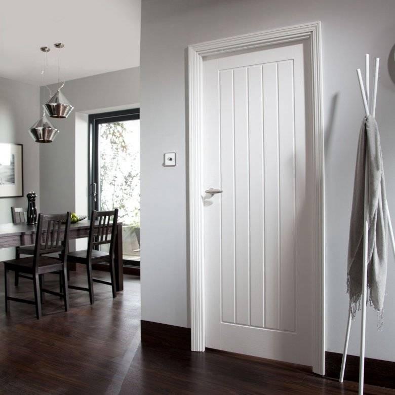 Межкомнатные двери в интерьере +140 фото в помощь для выбора