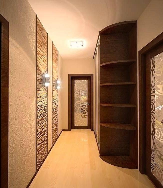 Как создать гармоничный интерьер для прихожей, расположенной в квартире панельного дома?