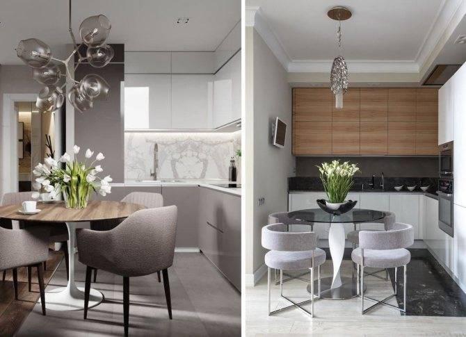 Модные кухни 2021: дизайн и интерьер (65 фото)