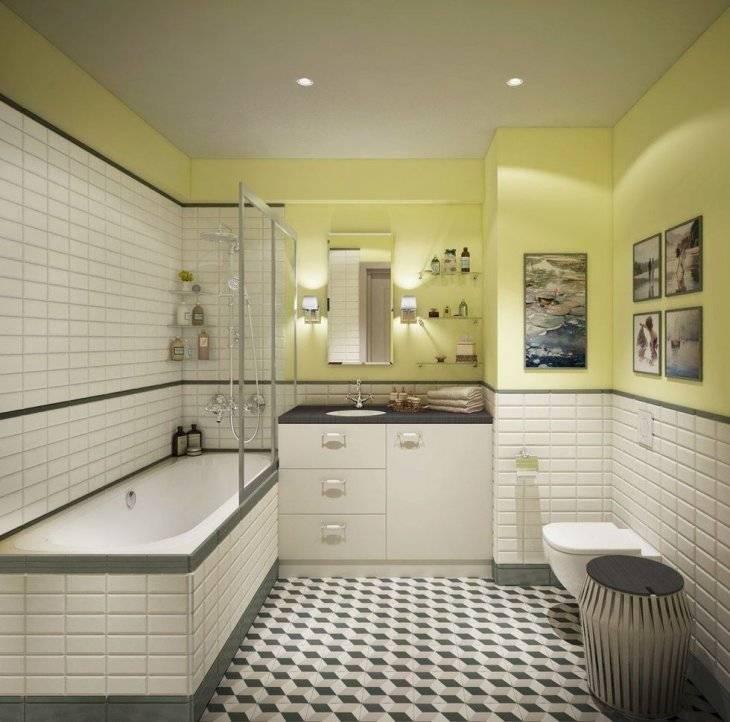 Какой цвет ванной комнаты выбрать: стильное решение