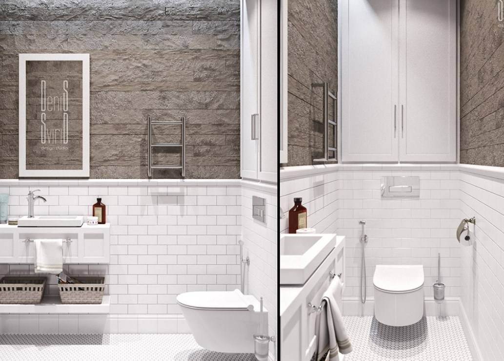 Ванная в стиле лофт (65 фото): дизайн интерьера ванной комнаты маленькой площади, выбор мебели для бетонной ванной