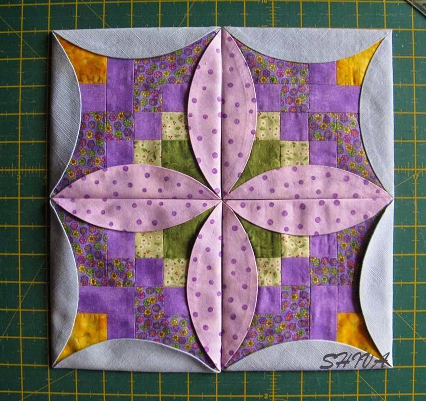 Лоскутное шитье: красиво и легко, для начинающих