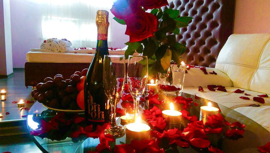 Идеи для романтического вечера для любимого дома и нетолько