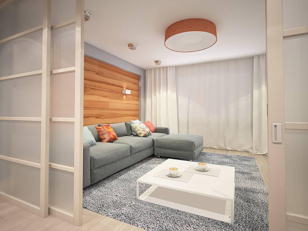 Дизайн двухкомнатной квартиры площадью 44 кв. м (76 фото): ремонт и планировка 2-комнатной квартиры в «хрущевке» и в панельном доме, зонирование