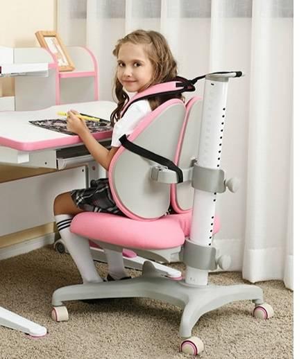 Стулья для детей-школьников (34 фото): как выбрать правильную модель к письменному столу