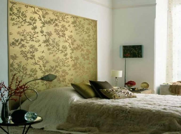 Серые обои в спальне — 140 фото идей красивого сочетания в интерьере спальни. новинки дизайна 2020 года