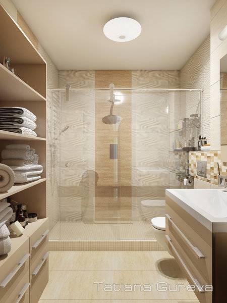 Бежевая ванная комната: реальные примеры домашнего дизайна в цвете беж. 145 фото и видео лучших идей и их реализация