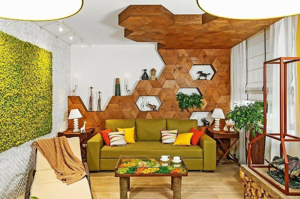 Советы и хитрости при декорировании интерьера гостиных комнат