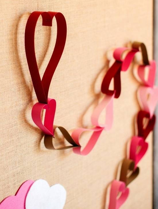 День всех влюбленных: как сделать своими руками открытки, валентинки. поделки из бумаги   все о рукоделии