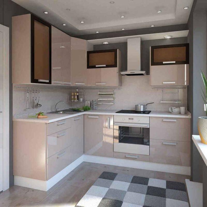 Яркая кухня — резкая но красивая расцветка в современном интерьере + 70 фото