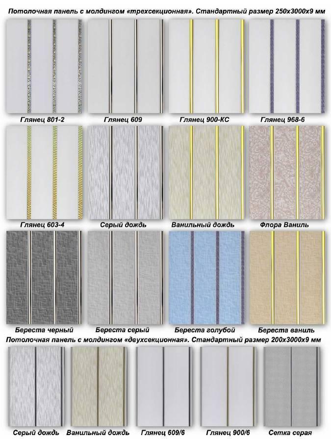 Как правильно выбрать панели пвх - ремонт и дизайн