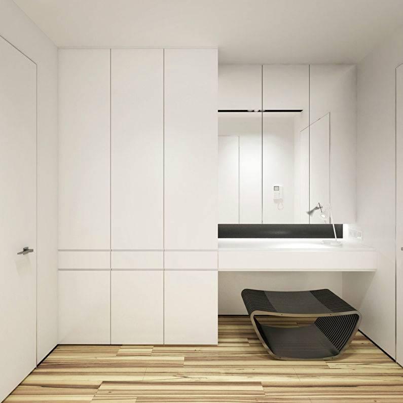 Интерьер в стиле минимализм - основные черты стиля и правила дизайна