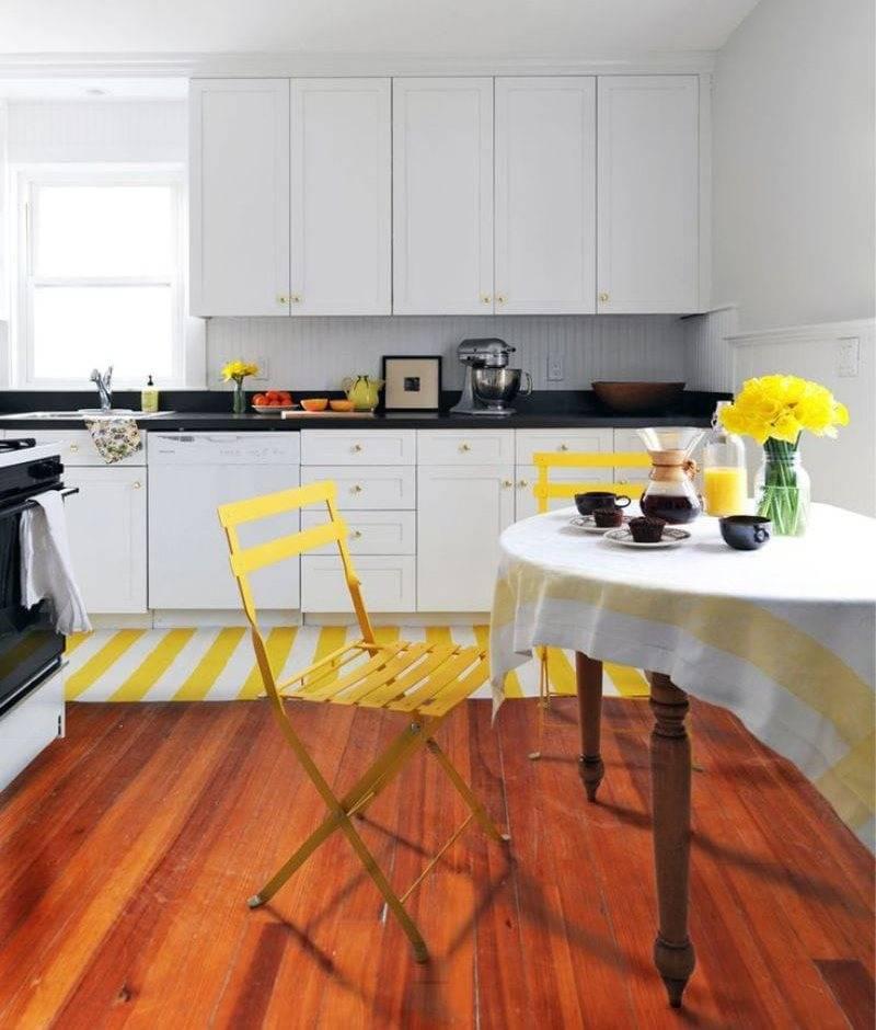 Варианты дизайна черно-белой кухни – сочетание оттенков