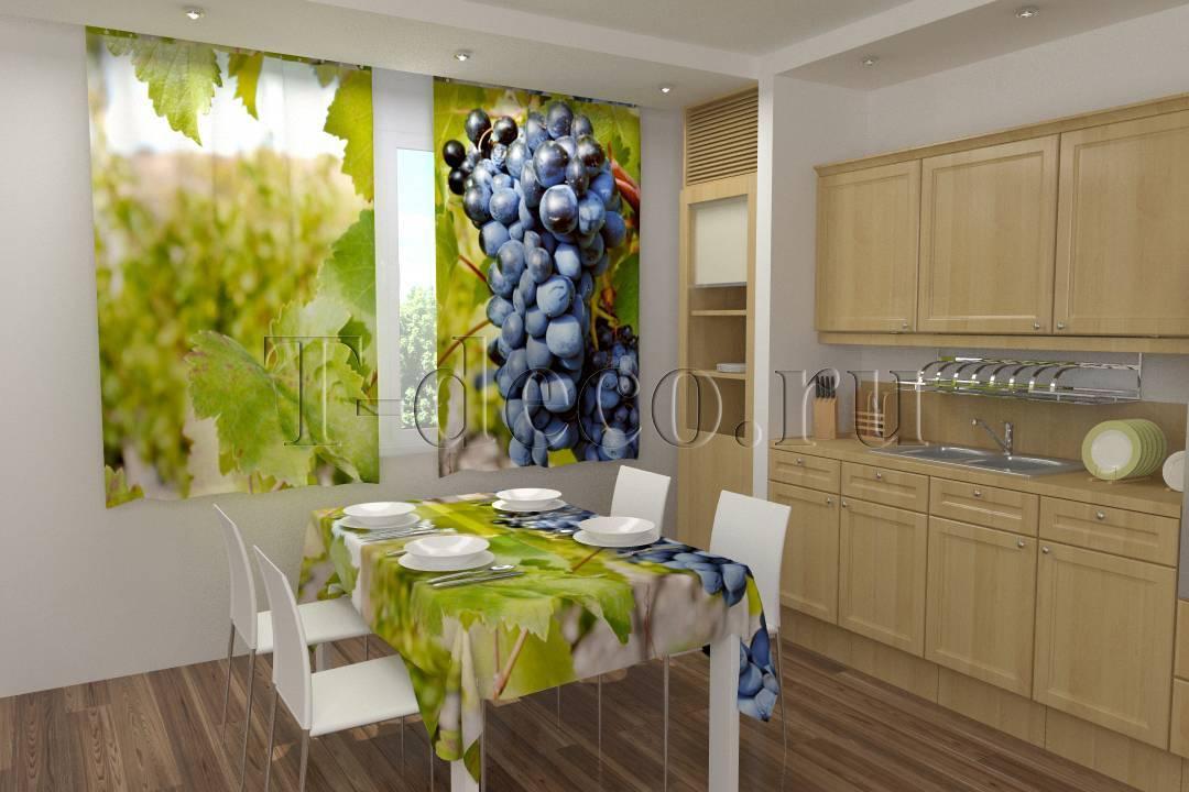 Фотообои 3д для кухни: идеи дизайна и оформление стены возле стола   дизайн и фото