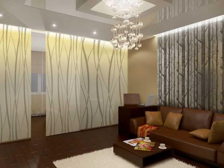 Двухцветные шторы – комбинируем дизайн с умом! (110 фото-идей)