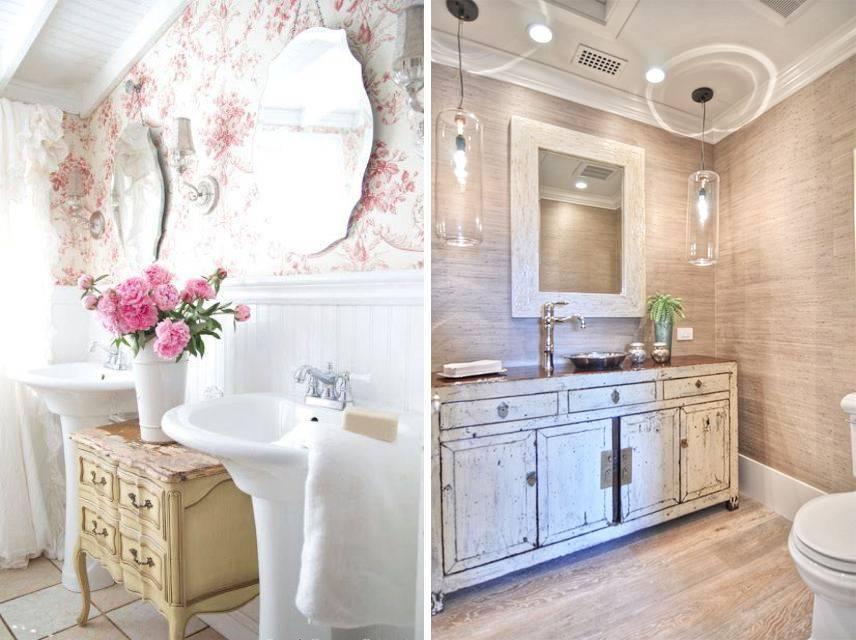 Плитка «шебби шик» в интерьере (18 фото): белая настенная кафельная и керамическая плитка в стиле «шебби шик», отзывы
