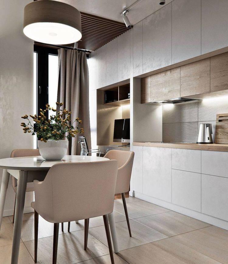 Дизайн кухни 2019 (85 фото) - современные идеи интерьеров, тренды в оформлении и отделке