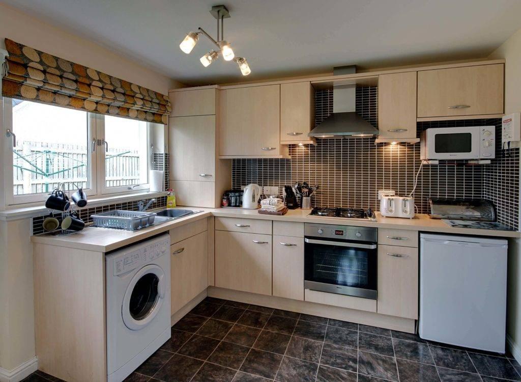 Нехитрые правила разных вариантов расстановки мебели на кухне