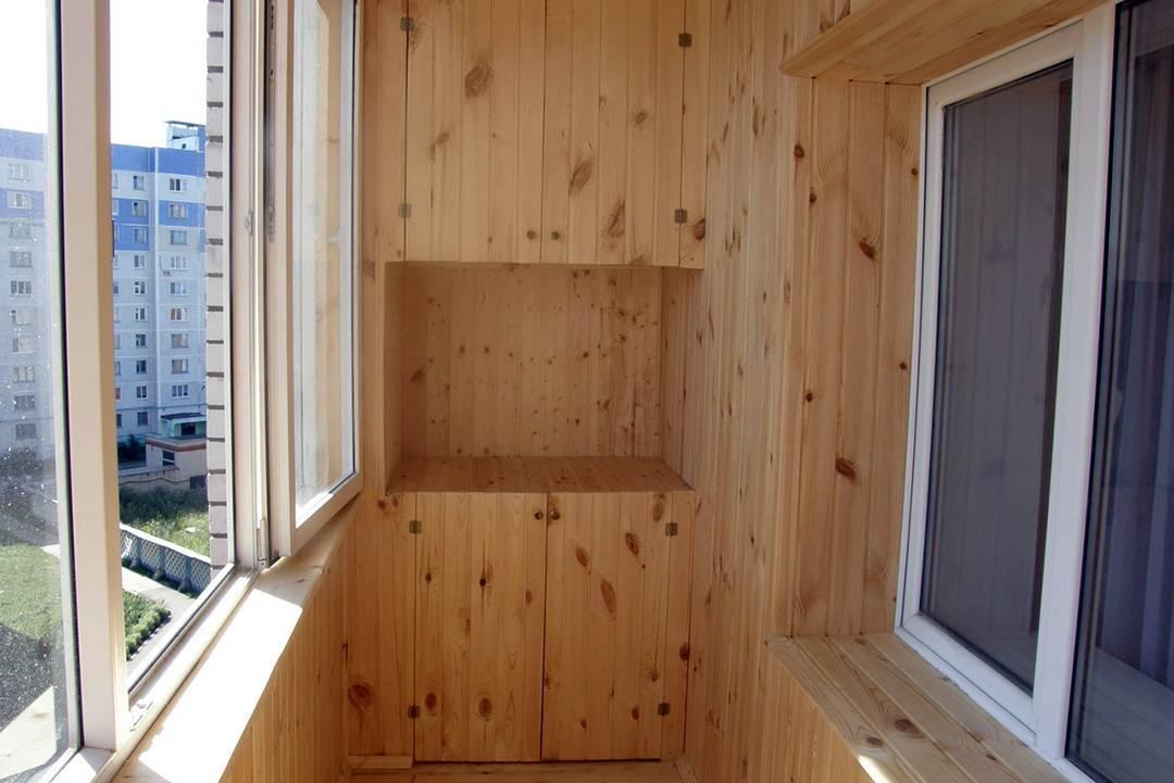 Отделка балкона и лоджии деревом: выбор древесины + обшивка своими руками