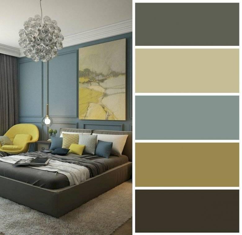 Спальня в коричневых тонах: подбор цветовых комбинаций и стиля