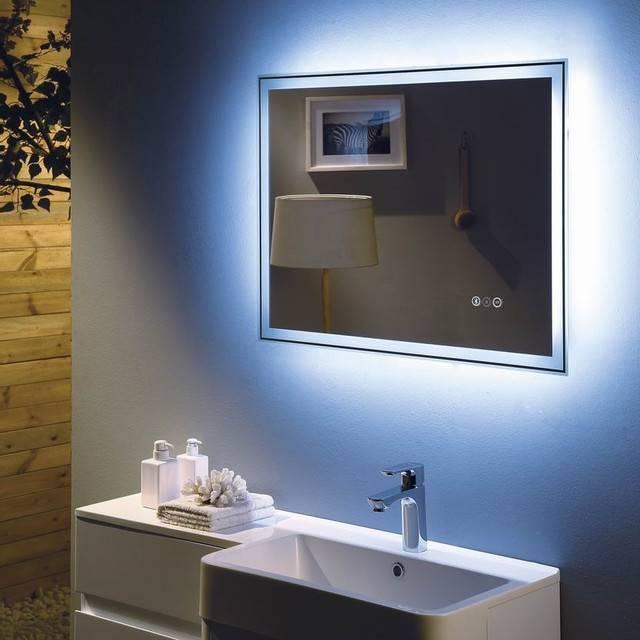 Smartmirror – умное зеркало с сенсорным управлением