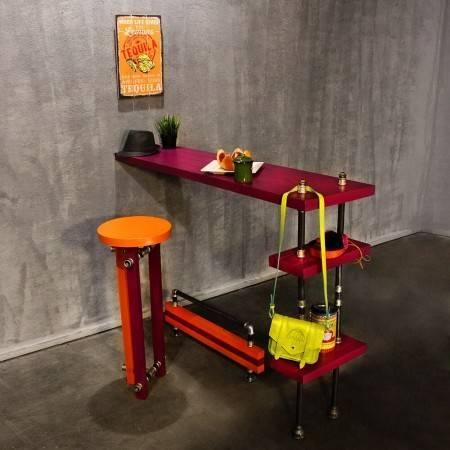 Дизайн интерьера кухни с барной стойкой