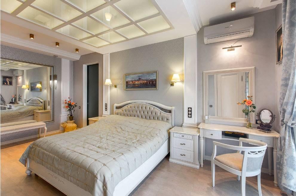 Обои для спальни – модные тренды 2021 года