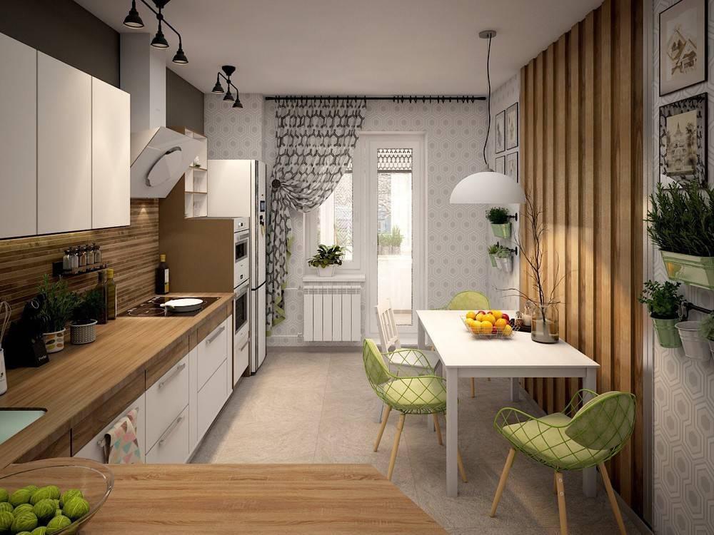 Модный дизайн маленькой кухни — тренды 2020