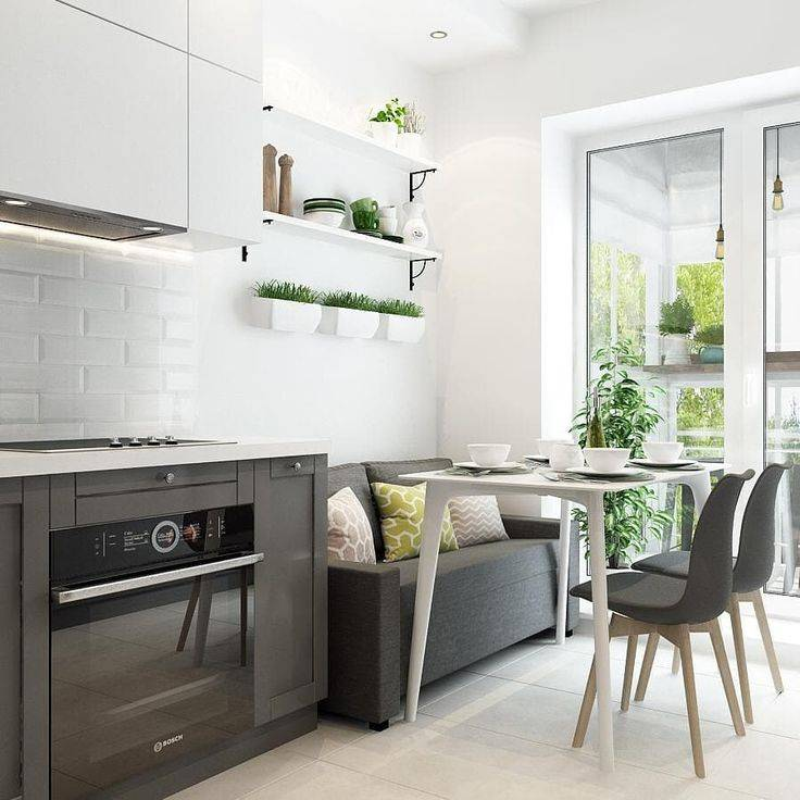 Дизайн кухни площадью 11 квадратных метров
