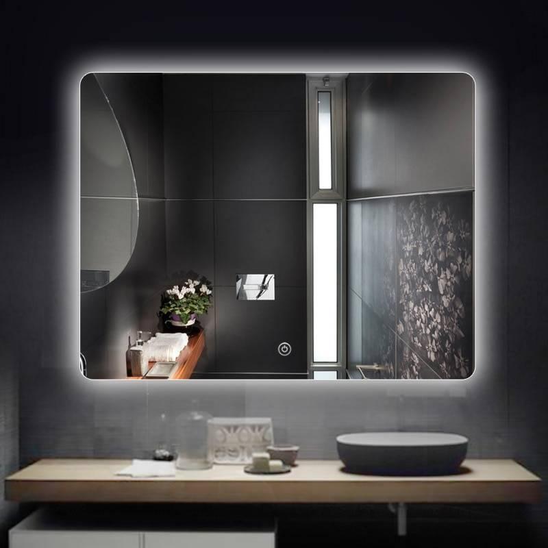 Зеркало в ванную комнату: 100 фото идей по установке зеркал