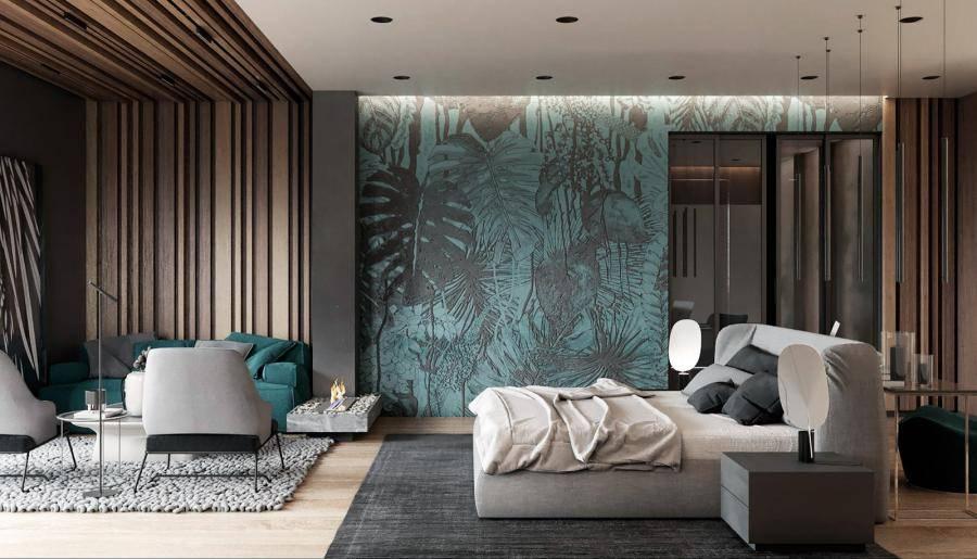 Дизайн гостиной 2019 (85 фото) - современные идеи интерьеров, новые тренды в оформлении и отделке зала