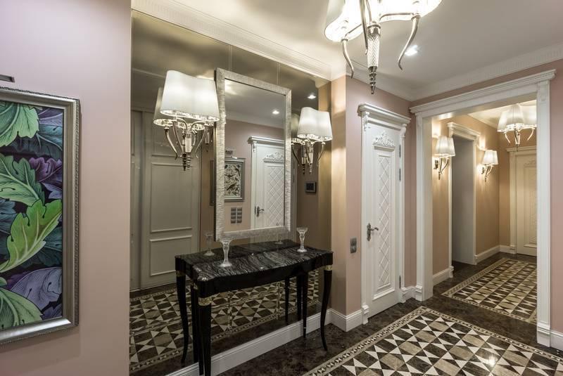 Освещение коридора в квартире: фото-идеи стильного оформления