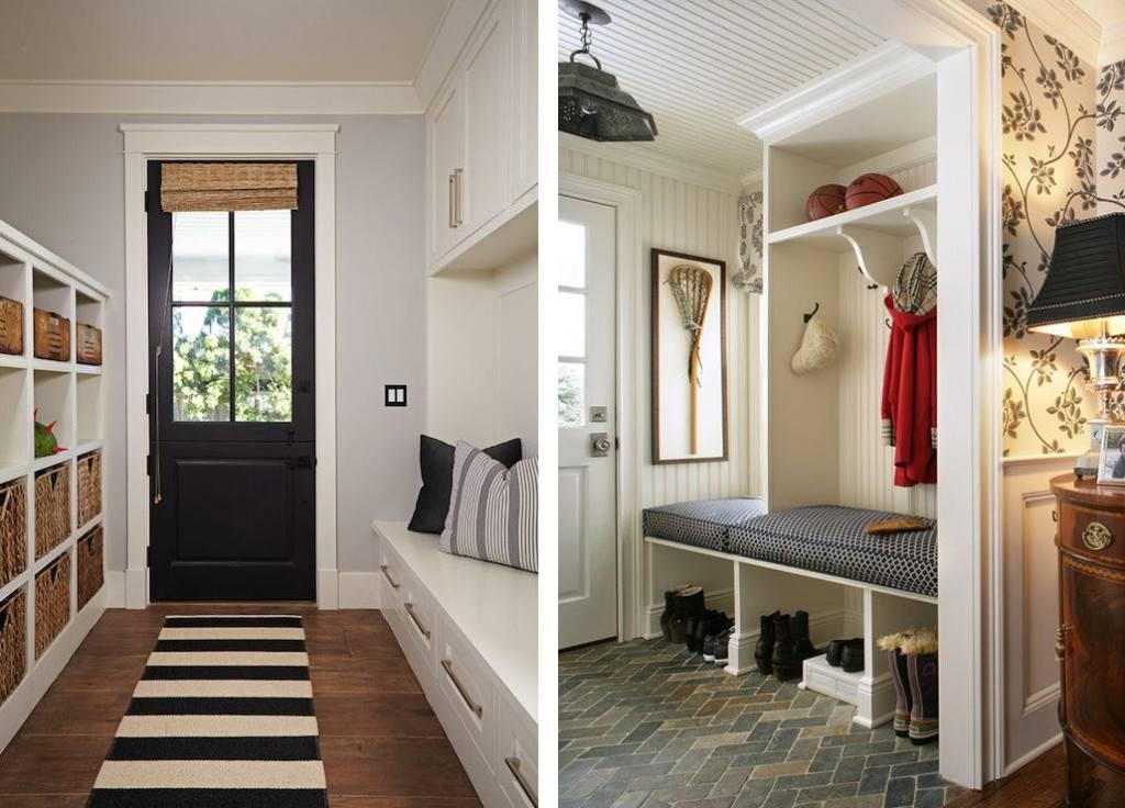 Дизайн маленькой прихожей (123 фото): идеи оформления интерьера прихожих небольших размеров в квартире. как обустроить прихожую в частном доме?