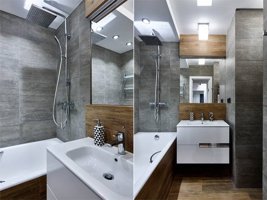 Ванная комната в стиле лофт: особенности и рекомендации
