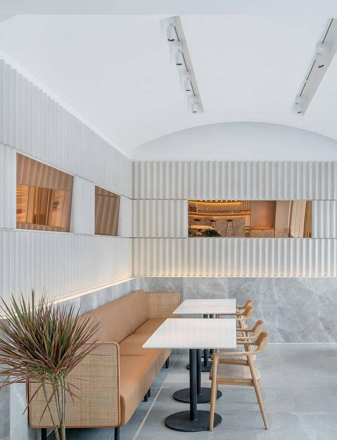 Дизайн кафе: фото грамотных и награждённых интерьеров