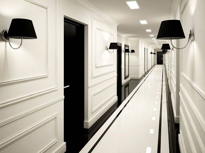 Темная прихожая — современные варианты оформления, выбор мебели и нюансы модных идей (105 фото и видео)