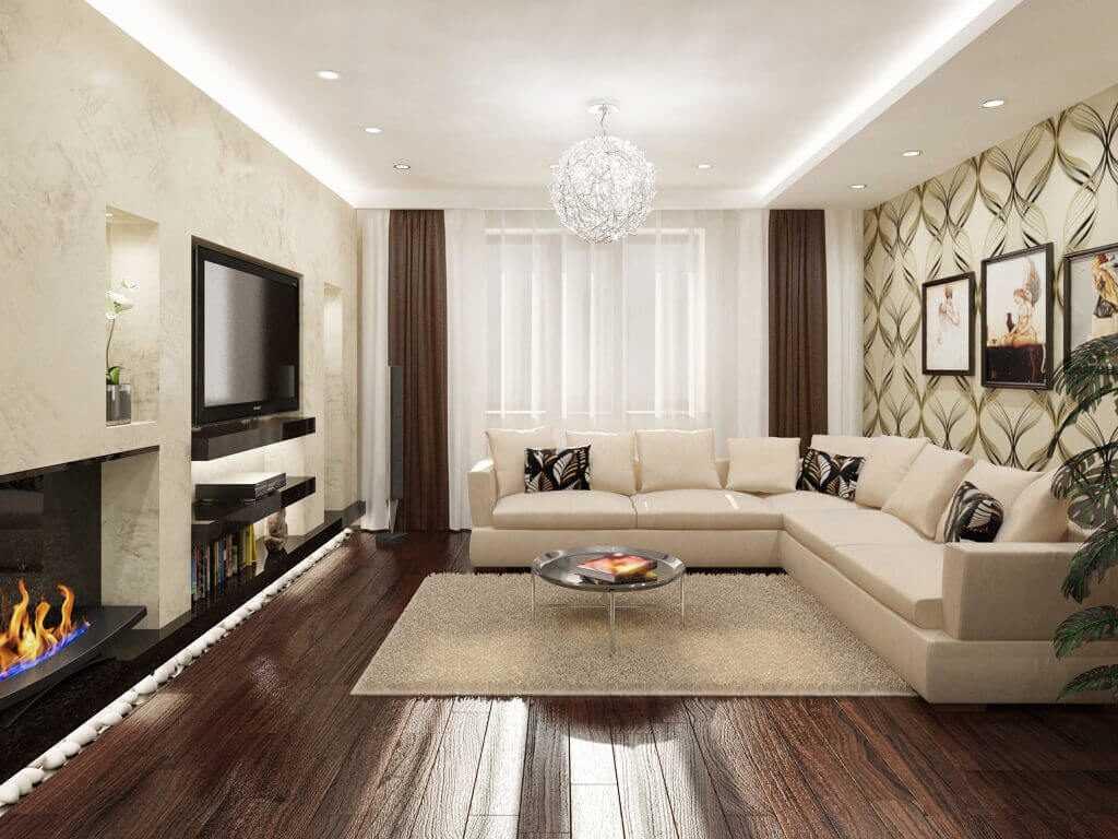 Как выдержать единый стиль для всех комнат в квартире