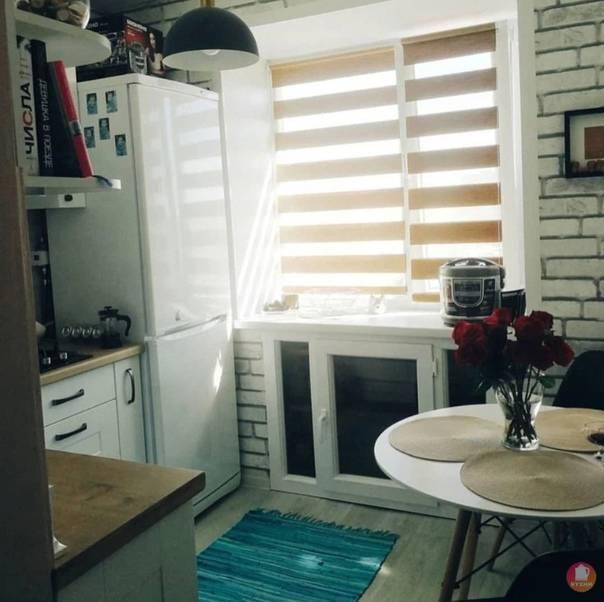 Фото кухни в хрущевке