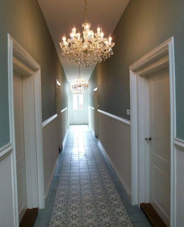 Освещение коридора в квартире: фото, делаем не как у всех!
