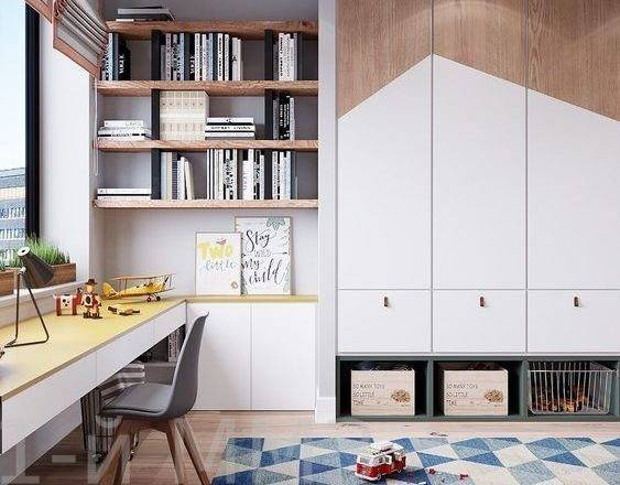 Шкаф в детскую - популярные и современные решения для благоустройства и комфорта вашего ребёнка.