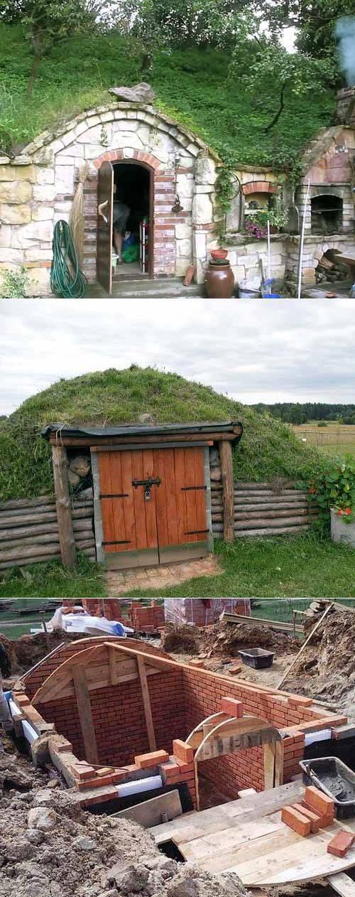 Погреб на даче своими руками (56 фото): материалы, этапы - огород, сад, балкон - медиаплатформа миртесен