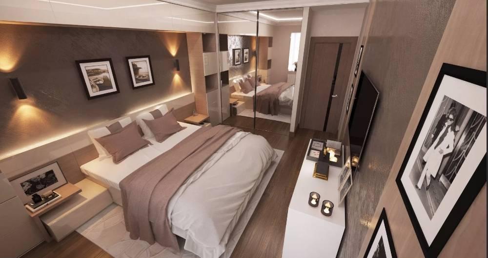 Интерьер спальни 15 кв м - секреты удачного дизайна на фото